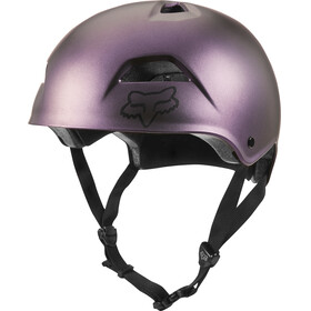 Fox Flight Sport Bike Helmet Men purple